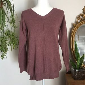Dreamers buttery soft v-neck sweater